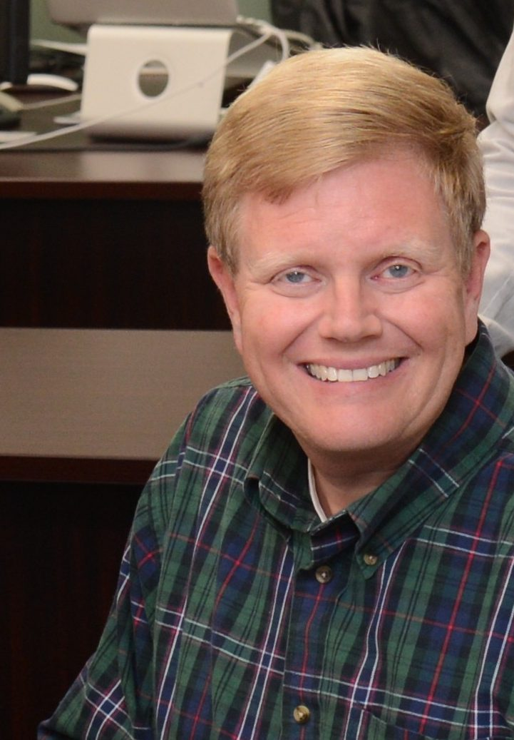 Ken Gustafson : Sports Editor